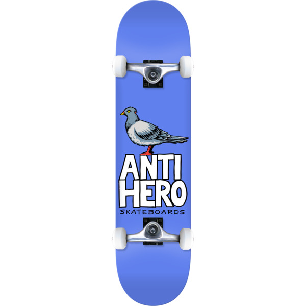"Anti Hero Skateboards Pigeon Hero Complete Skateboard - 8"" x 31.75"""