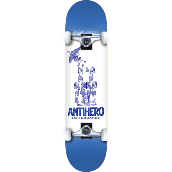 """Anti Hero Skateboards Oblivion Complete Skateboard - 7.75"""" x 31.5"""""""