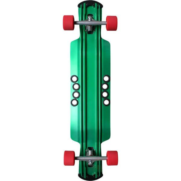 Beercan Boards Kegger Lite Double Drop Complete Downhill Longboard Skateboard