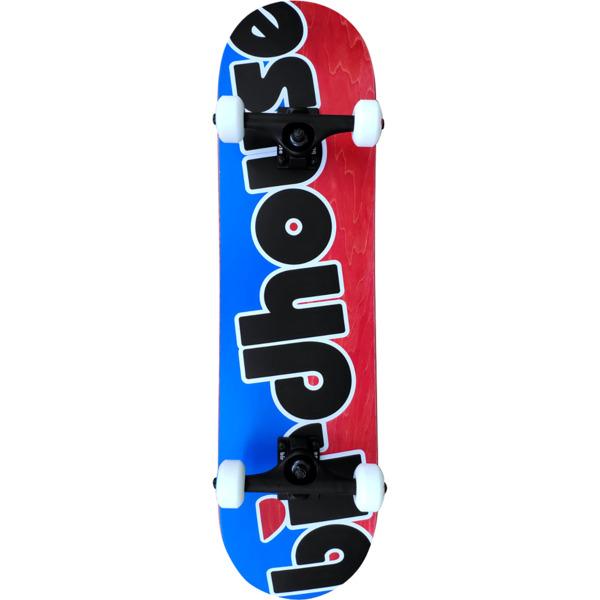 "Birdhouse Skateboards Toy Logo Angled Complete Skateboard - 8"" x 31.5"""