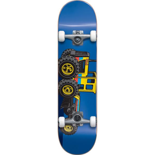 "Blind Skateboards Plow Truck Blue Complete Skateboard - 7.87"" x 31.2"""