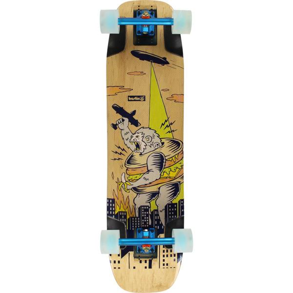 """Bustin Skateboards William Royce Pro 37 King Kong Longboard Complete Skateboard - 9.6"""" x 37.5"""""""