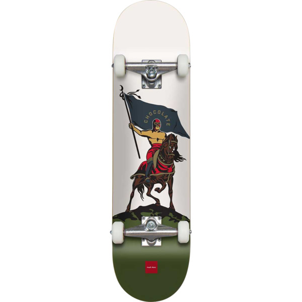 "Chocolate Skateboards Vincent Alvarez Luchadore Complete Skateboard - 8"" x 32"""