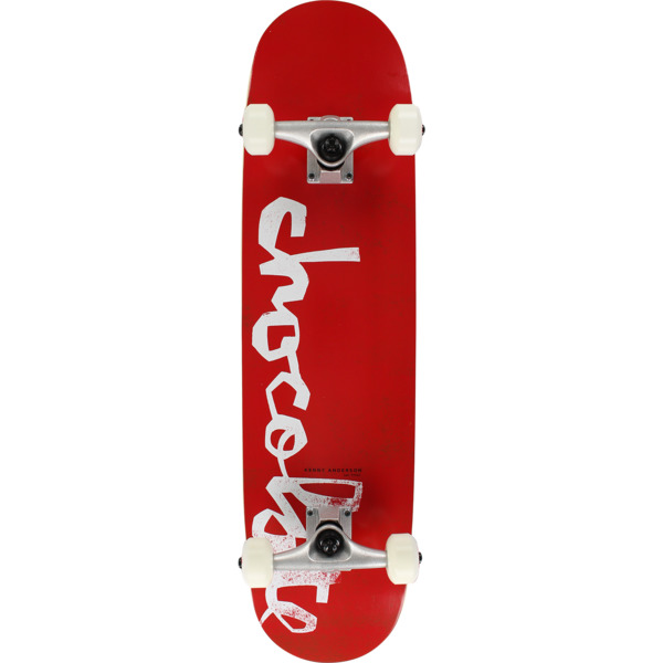 "Chocolate Skateboards Kenny Anderson OG Chunk Complete Skateboard - 7.75"" x 31.875"""