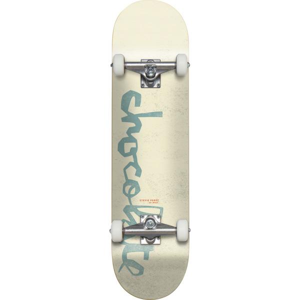 "Chocolate Skateboards Stevie Perez OG Chunk Complete Skateboard - 7.75"" x 31.875"""
