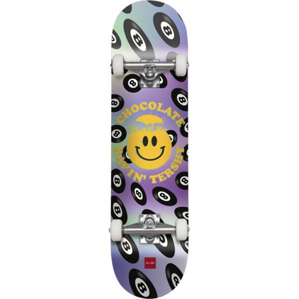 "Chocolate Skateboards Raven Tershy Mind Blown Complete Skateboard - 8"" x 31.875"""