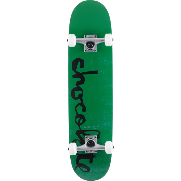 "Chocolate Skateboards Raven Tershy OG Chunk Complete Skateboard - 8.12"" x 32"""