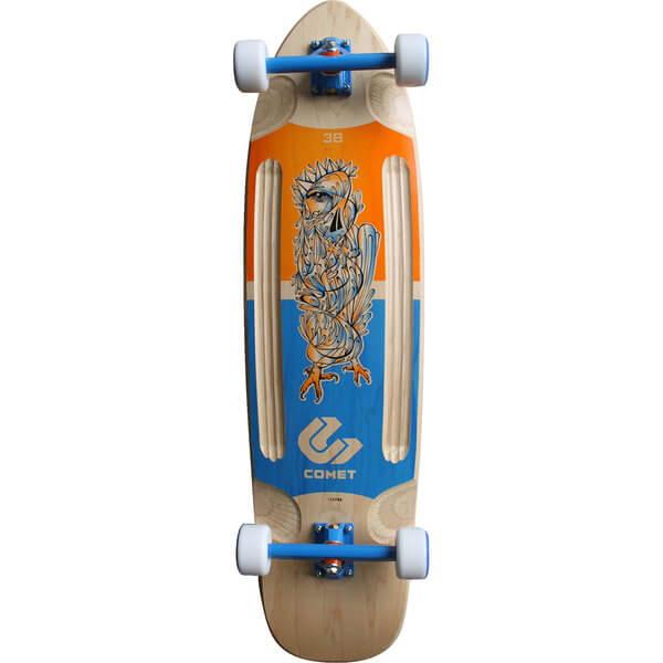 Comet Ethos 37 Complete Longboard Skateboard