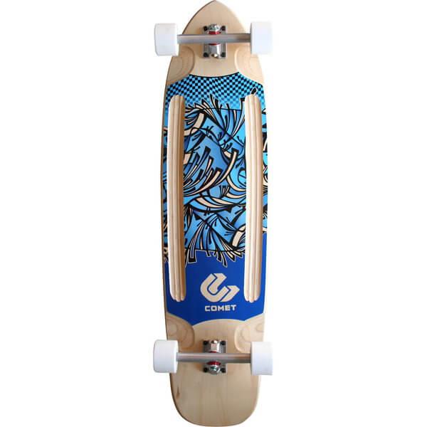 Comet Ethos II Complete Longboard Skateboard