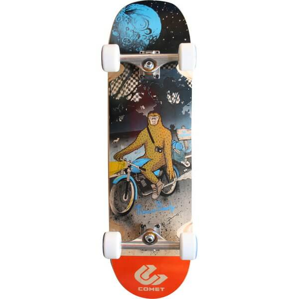 Comet Skateboards Marcus Bandy Complete