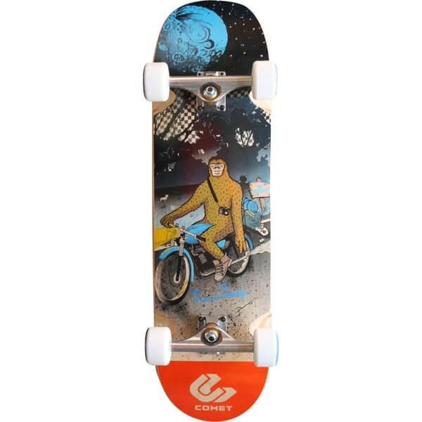 Comet Marcus Bandy Complete Longboard Skateboard