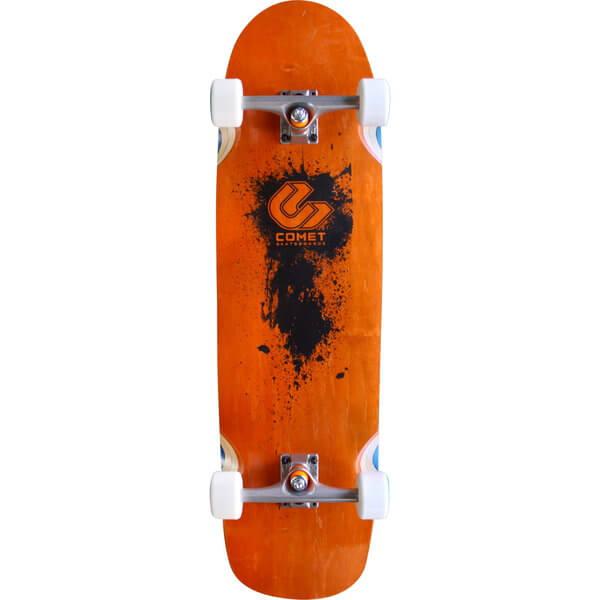 Comet Shred Complete Downhill Longboard Skateboard