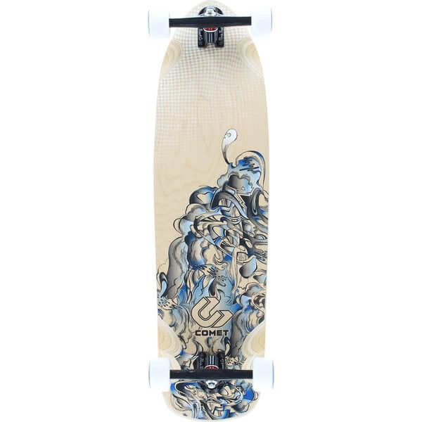Comet Skateboards Voodoo Air Complete Longboard