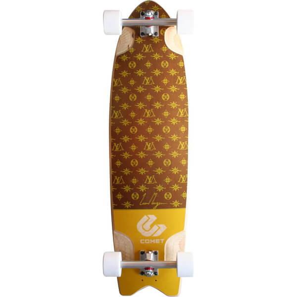 Comet Liam Morgan Complete Longboard Skateboard