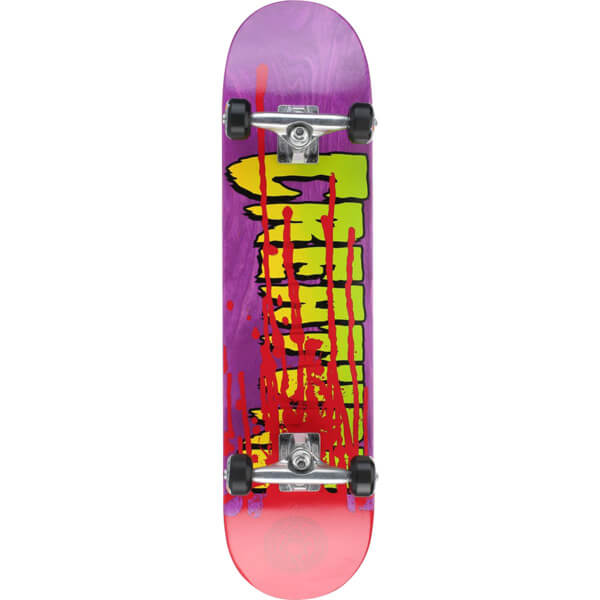 Creature Skateboards Good Times Complete Skateboard 7 8