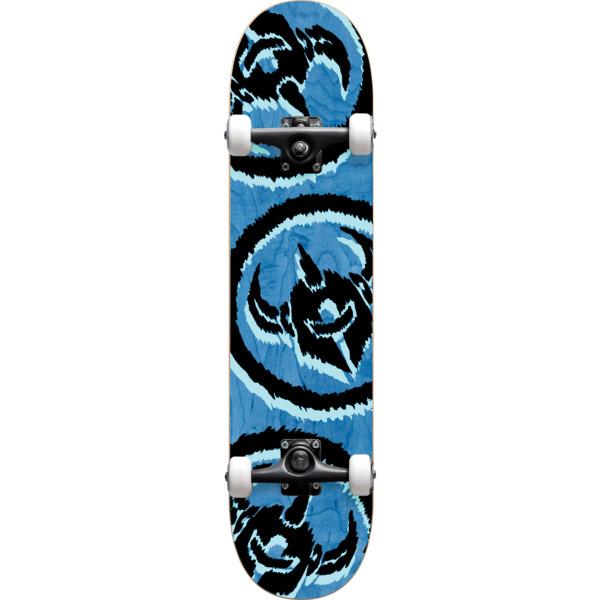 """Darkstar Skateboards Dissent Blue Complete Skateboard FP Premium - 7.875"""" x 31.75"""""""