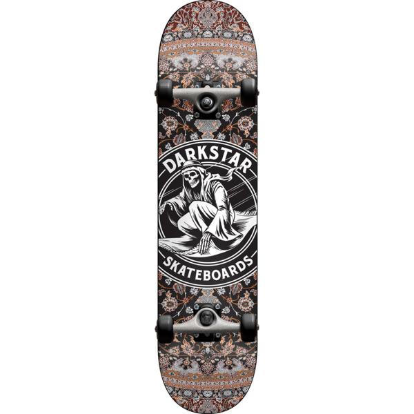 """Darkstar Skateboards Magic Carpet Black Complete Skateboard - 8"""" x 32"""""""