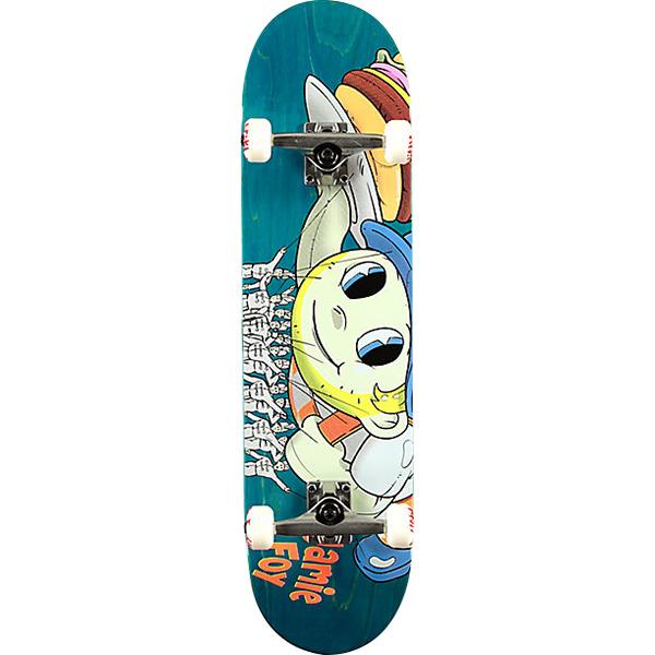 "Deathwish Skateboards Jamie Foy Big Boy Parade Complete Skateboard - 8.25"" x 32"""