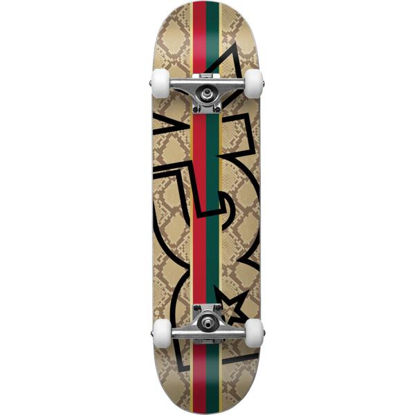 "DGK Skateboards Venom Mid Complete Skateboards - 7.5"" x 31"""