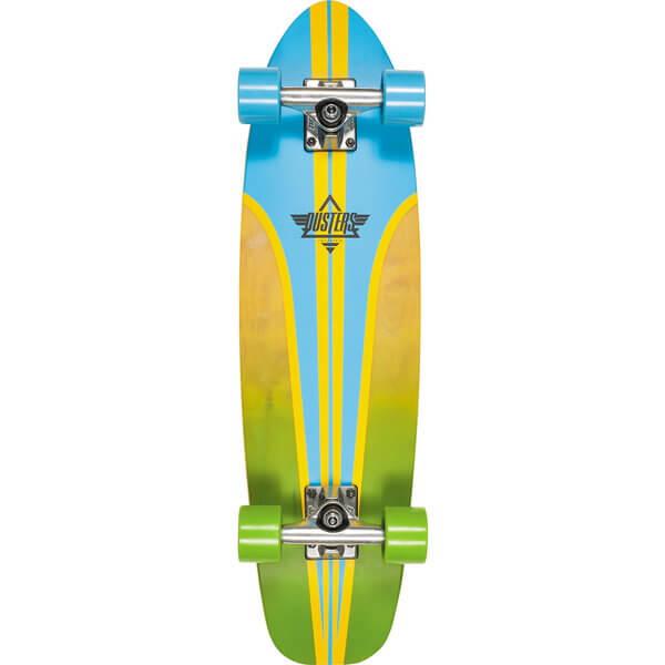 Dusters California Skateboards Glassy Pinstripe Complete