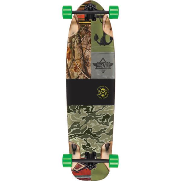 Dusters California Skateboards Shooter Complete Longboard