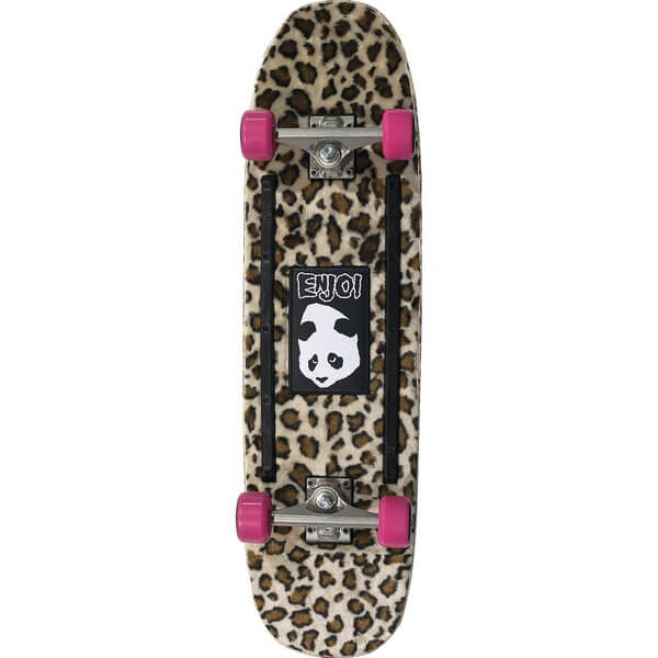 Enjoi Carpet Muncher Complete Cruiser Skateboard