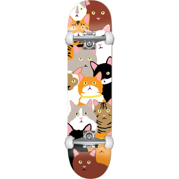"Enjoi Skateboards Litter Box Pastel Complete Skateboard - 8"" x 31.6"""