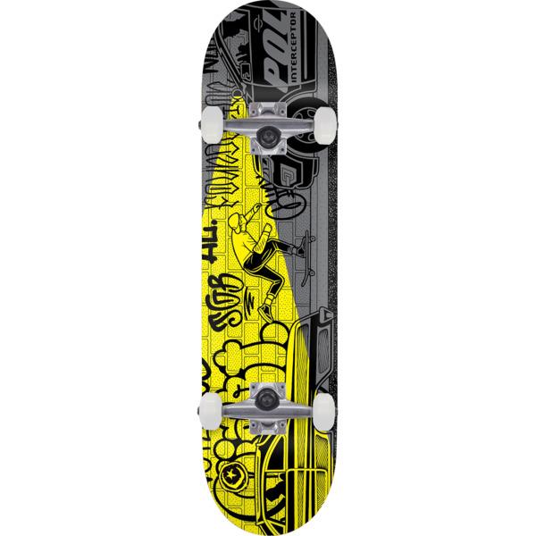"Foundation Skateboards Mike Giant Push Complete Skateboard - 8.5"" x 32"""