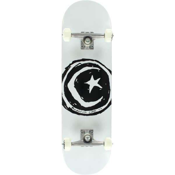 Foundation Skateboards Star and Moon Complete