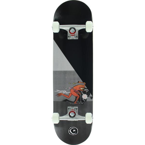 "Foundation Skateboards Ed Templeton Push Complete Skateboard - 8.25"" x 31.88"""