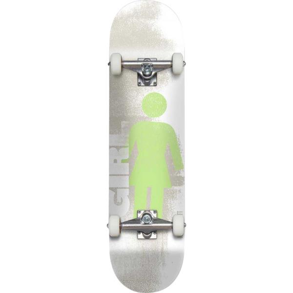 """Girl Skateboards Niels Bennett Roller Complete Skateboard - 7.75"""" x 31.25"""""""