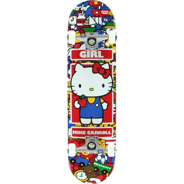 Girl Skateboards Hella Kitty Complete