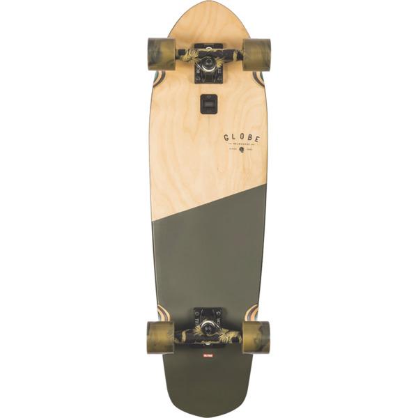 "Globe Big Blazer Viper / Black Cruiser Complete Skateboard - 9.12"" x 32"""