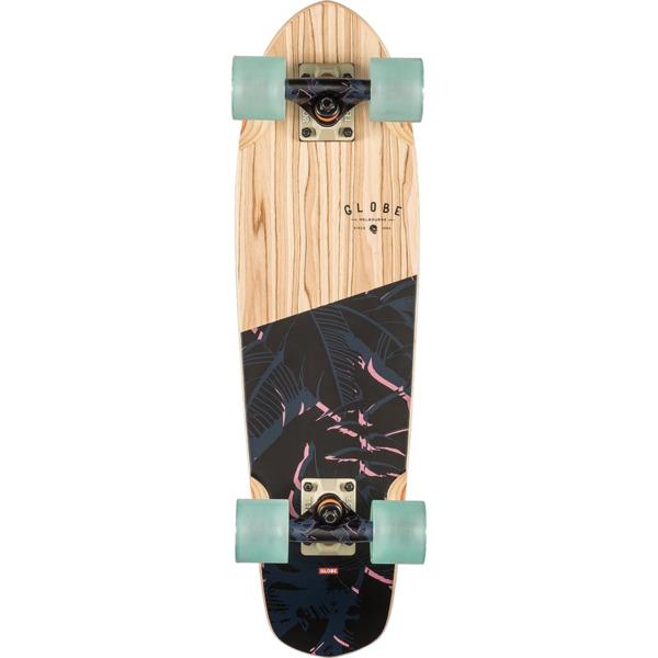 "Globe Blazer Olive Wood / Fossil Cruiser Complete Skateboard - 7.25"" x 26"""