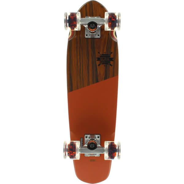 Rust 25 7 Rosewood Blazer X Complete 26 Cruiser Globe Skateboard qagC8n 9deeef7237a