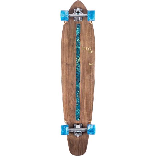 """Globe Byron Bay Walnut / River Longboard Complete Skateboard - 9.5"""" x 43"""""""