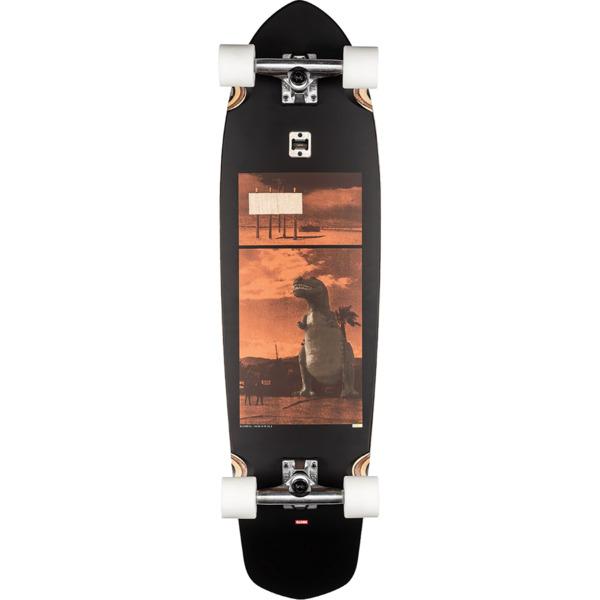 "Globe Blazer XL High Road Longboard Complete Skateboard - 9.75"" x 36.25"""