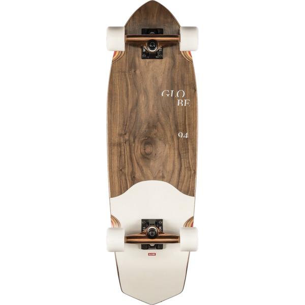 "Globe Insider Walnut / Copper Cruiser Complete Skateboard - 9.25"" x 31"""