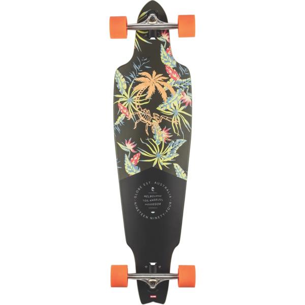 """Globe Prowler Classic Moloka'i Longboard Complete Skateboard - 10"""" x 38"""""""