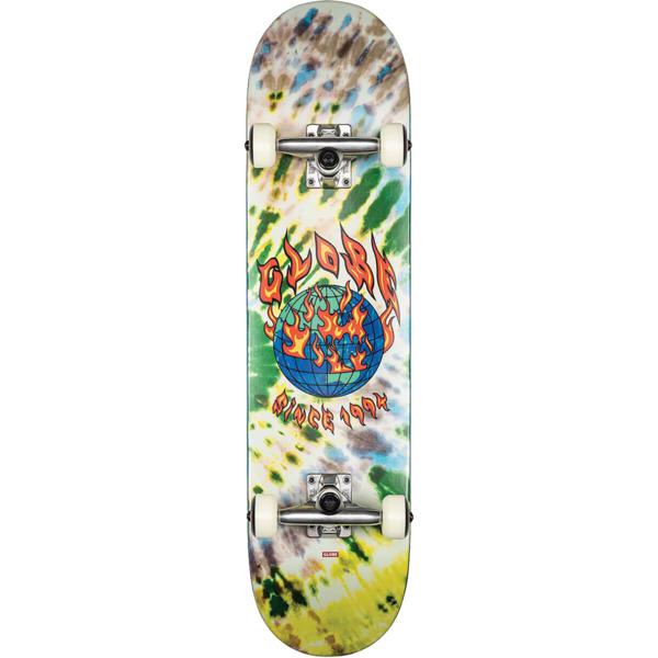 "Globe G1 Ablaze Tie Dye Complete Skateboard - 7.75"" x 32"""