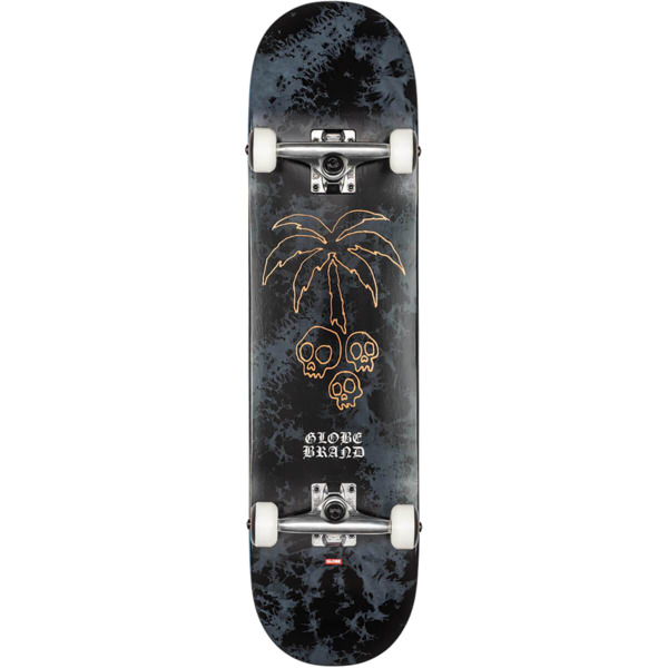 "Globe G1 Natives Black / Copper Complete Skateboard - 8"" x 31.63"""