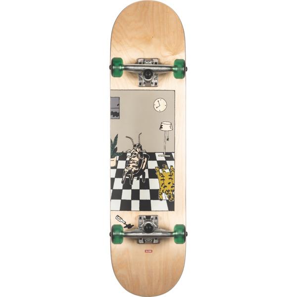 "Globe G1 Roaches Natural Complete Skateboard - 8"" x 31.63"""