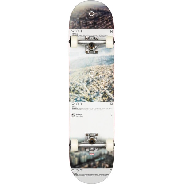 "Globe G2 Sprawl Metropolypse Complete Skateboard - 8"" x 31.63"""