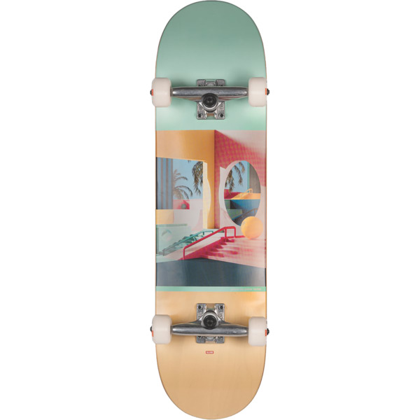 """Globe G2 Tarka Plaza Complete Skateboard - 8.37"""" x 32"""""""