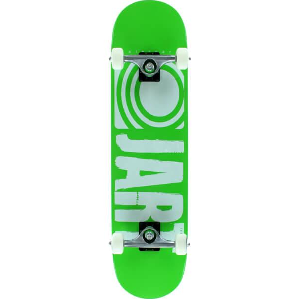 "Jart Skateboards Classic Green Complete Skateboard - 7.75"" x 31.70"""