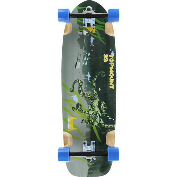 Kebbek Skateboards Topmount Complete