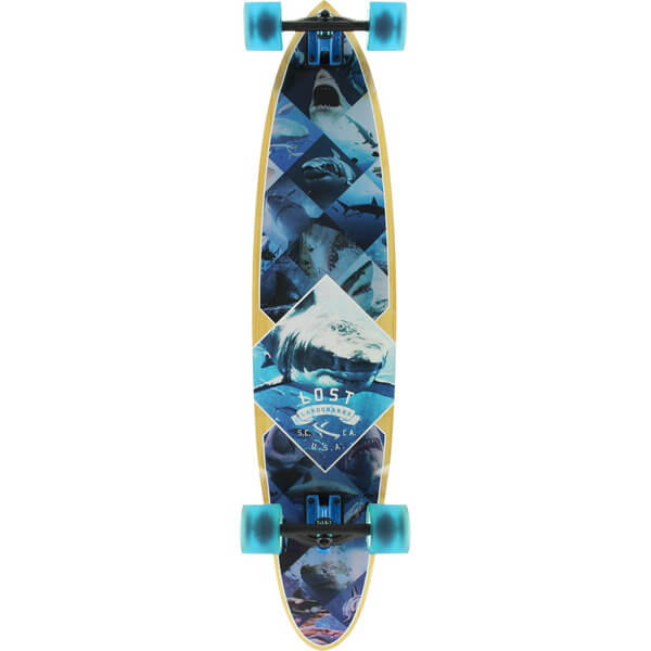 Lost Skateboards Fearsome Complete Longboard