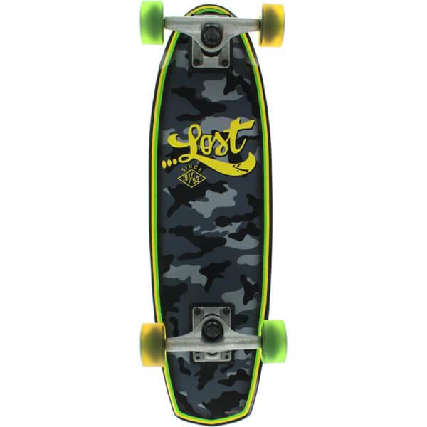 Lost Skateboards Hot Potato Complete Skateboard 24