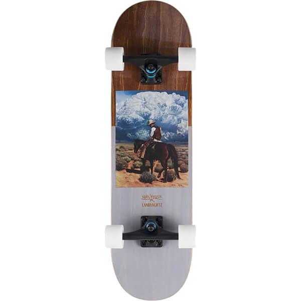 "Landyachtz ATV Cowboy Cruiser Complete Skateboard - 8.6"" x 32"""