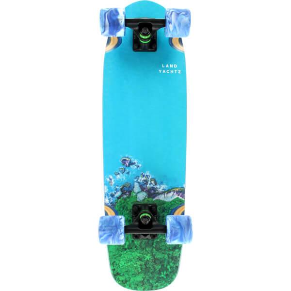 "Landyachtz Dinghy Honey Island Cruiser Complete Skateboard - 8"" x 28.5"""